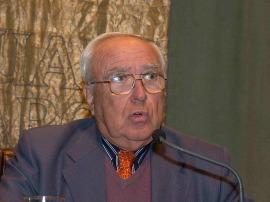Román Gubern. Conferencia sobre La iconosfera Pop - Fenomenología del Pop, 2007
