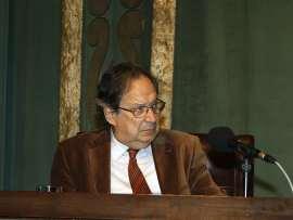 José Carlos Mainer. Mesa redonda con la intervención de José-Carlos Mainer, Santos Juliá y José María Ridao - Manuel Azaña: literatura, ensauo, política, 2008