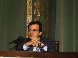 José María Ridao. Mesa redonda con la intervención de José-Carlos Mainer, Santos Juliá y José María Ridao - Manuel Azaña: literatura, ensauo, política, 2008