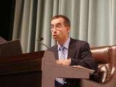 José Manuel Floristán. Conferencia sobre De la sancta empresa de Grecia contra turcos - España y el Imperio Otomano, 2008