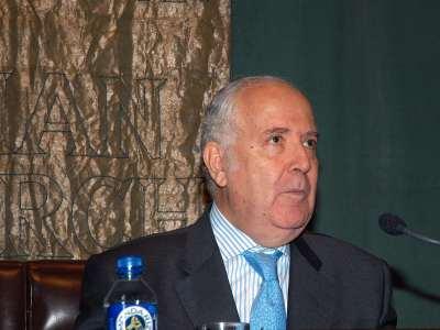 Hugo O'Donnell. Conferencia sobre Los sitios y el ejército español - La Guerra de la Independencia
