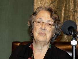 Esther Tusquets. ConferenciaConferencia sobre Las razones del autobiógrafo - Las máscaras de un género. Literatura y autobiografía en la España contemporánea, 2009