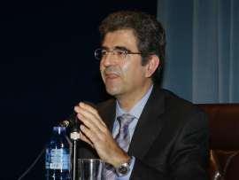 Ángel García Galiano. Conferencia sobre Las polémicasConferencia sobre Cicerón en el Renacimiento europeo - Querellas literarias, 2009