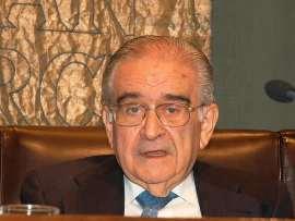 Luis Ángel Rojo Duque. Conferencia sobre 2009: La crisis económica actual - Terminado en nueve... Cinco fechas estelares de la época contemporánea, 2009