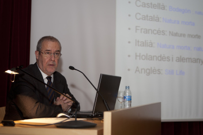 Joan Ramon Triadó. Conferencia sobre Los mundos de Rigoletto - Siete óperas y un reto