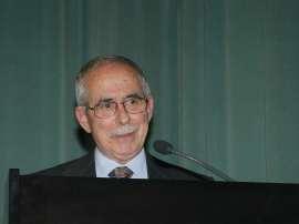 Francisco García Tortosa. Conferencia sobre Semblanza de James Joyce - Retratos , 2010