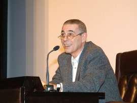 Esteban Pujals. Conferencia sobre Semblanza de T.S. Eliot - Retratos , 2010