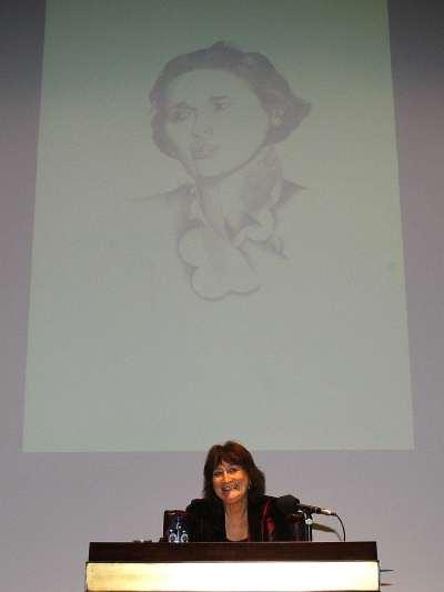 Victoria Glendinning. Conferencia sobre Semblanza de Rebecca West - Retratos