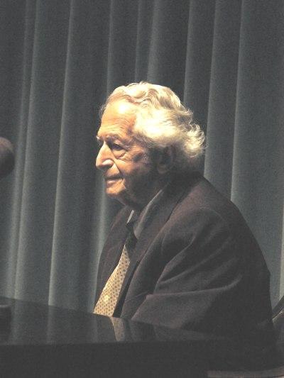 Richard J. Bernstein. Conferencia sobre John Dewey: su relevancia contemporánea