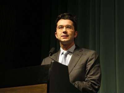 Javier Santiso. Conferencia sobre Brasil. Su papel entre los mercados emergentes y el re-balanceo del mundo - BRIC