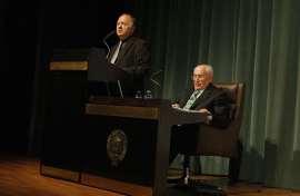 Ricardo García Cárcel y Manuel Álvarez-Valdés. Conferencia sobre Jovellanos: Vida, pensamiento, mensaje - Jovellanos: Vida, pensamiento, mensaje , 2011