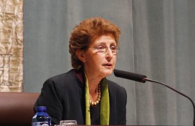 Benedetta Craveri. Conferencia sobre La cultura de la conversación : (En italiano, con traducción simultánea) - Los salones galantes