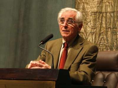 Leonardo Romero Tobar. Conferencia sobre Biografía y creación literaria desde las cartas de Juan Valera - Juan Valera: su vida, su obra, su tiempo