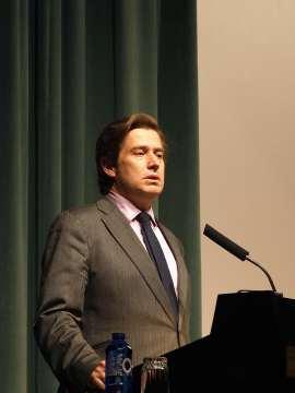 Javier Gomá Lanzón. Conferencia sobre El caso de Rubens y su taller - Ganarse la vida en el arte, la literatura y la música , 2011