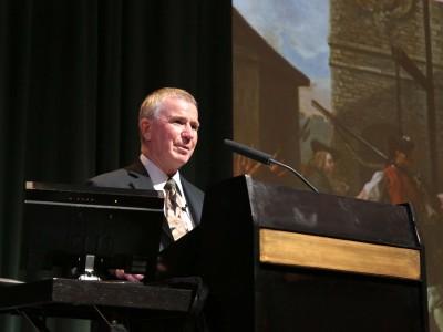 Tim Blanning. Conferencia sobre La reforma protestante y la cultura inglesa (1550-1800) - Imperio y Arte
