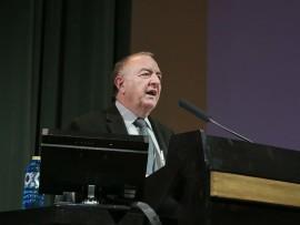 Ricardo García Cárcel. Conferencia sobre La cara oculta de Ignacio de Loyola: el mediador - Españoles eminentes , 2012