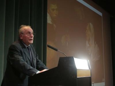 Bartolomé Bennassar. Conferencia sobre Encuentros que enmarcan la vida de Velázquez - Velázquez: su vida, su obra, su tiempo