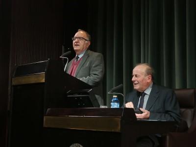 Ricardo García Cárcel y Bartolomé Bennassar. Conferencia sobre Encuentros que enmarcan la vida de Velázquez - Velázquez: su vida, su obra, su tiempo
