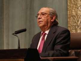 Manuel Ríos Ruiz. Conferencia sobre Origen y evolución del flamenco - Un recorrido por el Flamenco , 2012