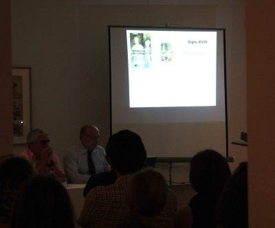 Pedro Cerrillo Torremocha. Conferencia sobre La literaturaa infantil española en la Segunda República. A propósito de Lébedev
