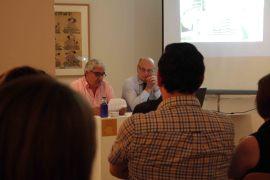 Pedro Cerrillo Torremocha. Conferencia sobre La literaturaa infantil española en la Segunda República. A propósito de Lébedev, 2012