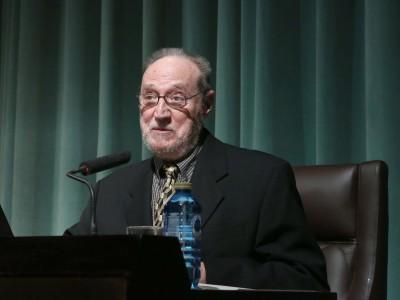 José Luis Téllez. Conferencia sobre Un hombre del presente - Wagner: su vida, su obra, su tiempo