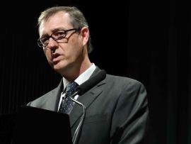 José Miguel Noguera. En conferencia sobre Carthago Nova. Arqueología de una metrópoli mediterránea - Las ciudades en la antigüedad mediterránea , 2014