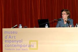 Julia Doménech. Exposición Popova, 2004