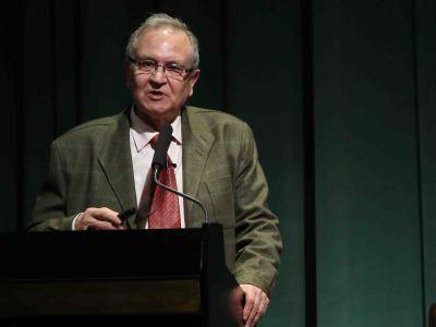José Luis Sicre. En conferencia sobre Isaías - Figuras del Antiguo y Nuevo Testamento
