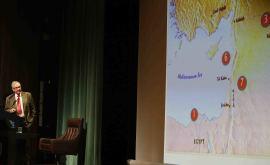 José Luis Sicre. En conferencia sobre Isaías - Figuras del Antiguo y Nuevo Testamento , 2014