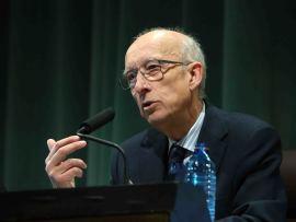 Rafael Aguirre. En conferencia sobre Jesús de Nazaret - Figuras del Antiguo y Nuevo Testamento , 2014