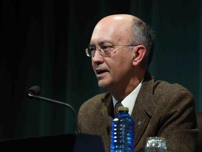 Santiago Guijarro. En conferencia sobre Pablo de Tarso - Figuras del Antiguo y Nuevo Testamento