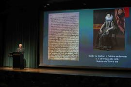 José Manuel Sánchez Ron. En conferencia sobre Galileo, observador e intérprete de los cielos - Galileo Galilei: su vida, su obra, su tiempo , 2014