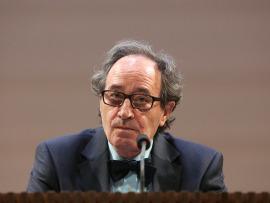 Florentino García Martínez. En conferencia sobre El contenido de los manuscritos de Qumrán - Manuscritos del Mar Muerto , 2015