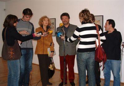 Helmut Friedel. Exposición Kandinsky, acuarelas Städtische Galerie im Lenbachhaus, Munich