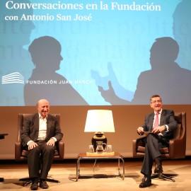 Peridis y Antonio San José, 2013