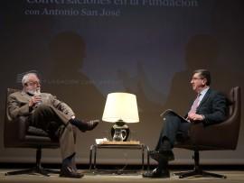 Gonzalo Suárez y Antonio San José, 2013