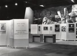 Vista parcial de la exposición Eduardo Marquina, 1979