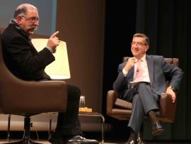 Pedro Subijana y Antonio San José, 2014