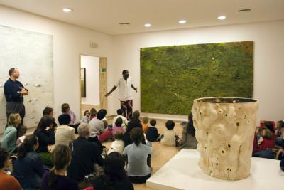 Actividad didáctica en Museu Fundación Juan March (Palma)