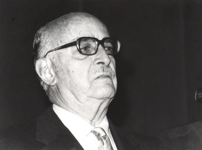 Pedro Grases. Conferencia sobre Bello y su tiempo - Andrés Bello en su II centenario
