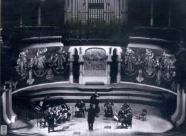 Ciclo de Música Barroca Italiana en género instrumental. Grupo I Solisti Veneti bajo la dirección de Claudio Scimone, 1973