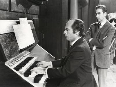 Francis Chapelet. Ciclo de conciertos de Música española para órgano
