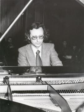 Manuel Carra. Concierto Grabaciones históricas de pianistas españoles , 1976