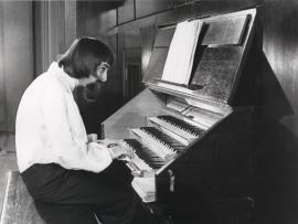 José Rada. Ciclo de conciertos de Música española para órgano , 1976