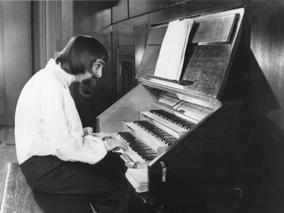 José Rada. Ciclo de conciertos de Música española para órgano