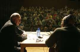 Juan Manuel Viana Ollorqui y Javier Maderuelo. Entrevista de RNE, 2010