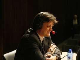 Juan Carlos Garvayo. Entrevista de RNE, 2011