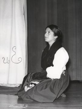 Carmen Heyman. Recitales de Poesía y teatro en homenaje a la Generación del 27, 1977