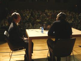 Juan Manuel Viana Ollorqui y Miguel Ituarte. Entrevista de RNE, 2011